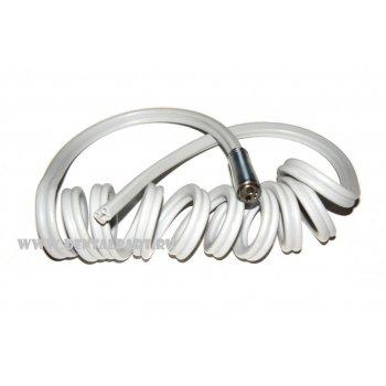 Шланг турбинный 4-канальный спираль