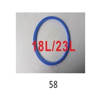 Уплотнительное кольцо дверцы автоклава 18 /23L