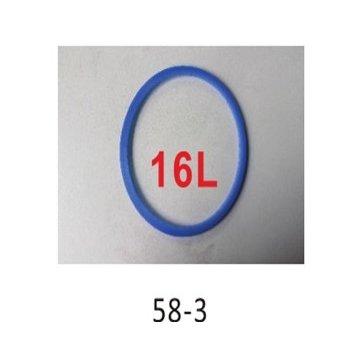 Уплотнительное кольцо дверцы автоклава 16L